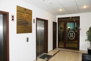 Kancelaria wejście